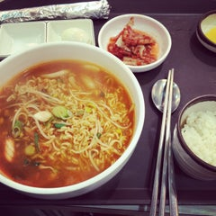 Photo taken at 아카데미프라자 (Academy Plaza) by Changwon A. on 7/18/2014
