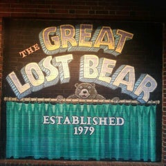Photo taken at The Great Lost Bear by Frank R. on 6/29/2013