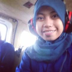 Photo taken at Bandar Udara Pondok Cabe (PCB) by Tri U. on 5/17/2014