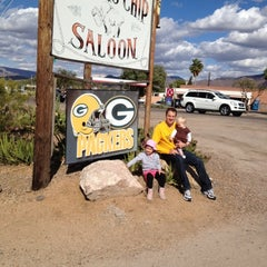 Photo taken at Buffalo Chip Saloon & Steakhouse by Steven S. on 11/10/2012