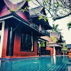 Photo taken at Takolaburi Cultural and Spa Resort by NÿñïcKy ツ™ on 11/13/2015