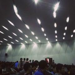 Photo taken at Hội Trường A5 Bách Khoa Tp.HCM by Danh L. on 1/15/2015