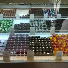 Photo taken at Shocolate Master Chocolatiers by Eriko W. on 5/31/2014