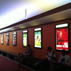 Photo taken at Cine Roxy by Roger B. on 1/26/2013