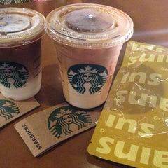 Photo taken at Starbucks by Hyejin P. on 9/13/2013