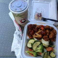 Photo taken at Panda Express by stephen w. on 9/15/2013