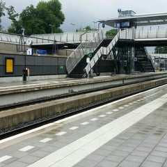 Photo taken at Station Nijverdal by Jj T. on 6/23/2015