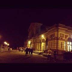 Photo taken at Alexandra Palace by Mary B. on 11/11/2012