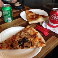 Photo taken at Ray's Pizza by Mihael C. on 8/16/2015