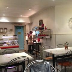 Photo taken at Bonda Cafe by LuluPHM on 12/19/2012