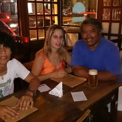 Photo taken at Confraria Chopp da Ilha by Mauro Sergio F. on 1/8/2015