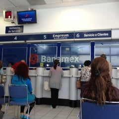 Photo taken at Banamex by MT on 11/26/2012