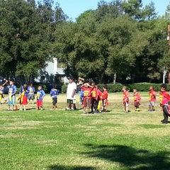 Photo taken at Villa Parke Community Center by Grisel D. on 10/19/2013