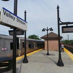 Photo taken at LIRR - Valley Stream Station by Benjamin B. on 6/6/2013