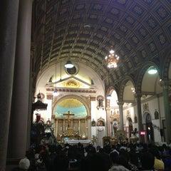 Photo taken at Santa Cruz Church (วัดซางตาครู้ส) by littlefing on 12/24/2012