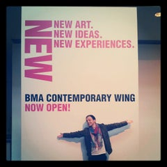 Photo taken at Baltimore Museum of Art by Olivia O. on 12/29/2012
