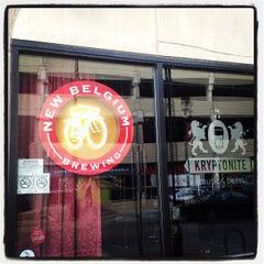 Photo taken at Kryptonite by Chris W. on 1/9/2013