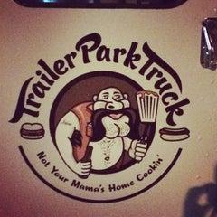 Photo taken at Santa Monica Food Truck Lot by J.R. R. on 10/22/2014