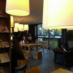 Photo taken at Starbucks by Eric P. on 10/22/2012