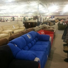 Photo taken at American Furniture Warehouse by Mark F. on 12/31/2012