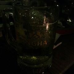 Photo taken at ThonBuri Garden Bar & Restaurant by Jutatip W. on 10/11/2014