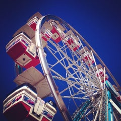 Photo taken at South Carolina State Fair by Kim T. on 10/17/2014