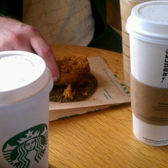 Photo taken at Starbucks by Meela D. on 10/11/2012