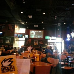 Photo taken at Buffalo Wild Wings by Zach H. on 3/22/2013