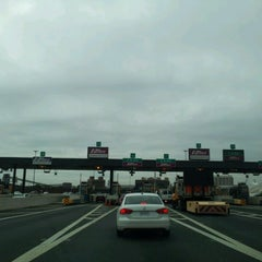 Photo taken at E-ZPass Stop-in Center - Fort McHenry Tunnel by Jane E. on 10/9/2012