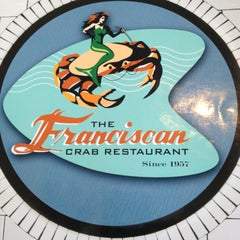 Photo taken at The Franciscan Crab Restaurant by Alan W. on 4/28/2013