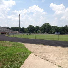 Photo taken at Broughton High School by Brian B. on 6/18/2014