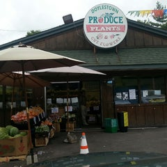 Photo taken at Doylestown Produce Outlet by Phil G. on 8/22/2014