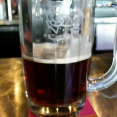 Photo taken at RAM Restaurant & Brewery by Cesar C. on 8/7/2015