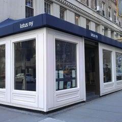 Photo taken at Lotus NY by 'Sal on 3/5/2012