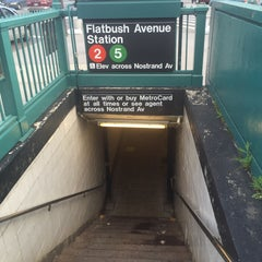 Photo taken at NYCT - Flatbush Ave CRC (2) (5) by Jason Anthony P. on 6/21/2015