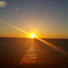 Photo taken at Long Island Sound by Dayzzz on 9/7/2014