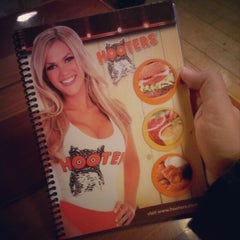 Photo taken at Hooters by Erdal K. on 9/21/2012