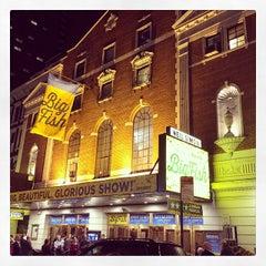 Photo taken at Neil Simon Theatre by Laurent D. on 11/1/2013
