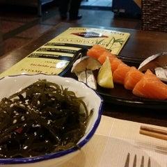 Photo taken at Restaurante Japonés Fuji by Marcos P. on 6/17/2014