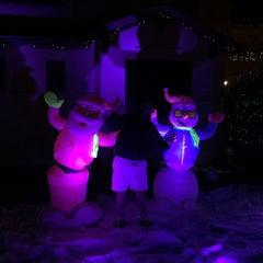 Photo taken at Loop Of Lights by Esteban R. on 12/25/2014