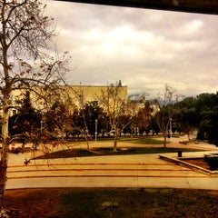 Photo taken at Chaffey High School by Gabe R. on 2/19/2013