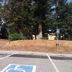 Photo taken at De Anza Parking Lot B by Carolina C. on 7/1/2013