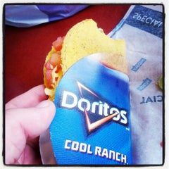 Photo taken at Taco Bell by Andrew B. on 3/7/2013