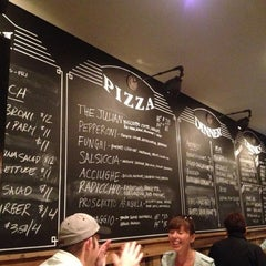 Photo taken at Gioia Pizzeria by Pete S. on 11/4/2012