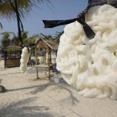 Photo taken at Umang Island Resort by Janustra P. on 8/16/2015