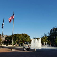 Photo taken at Old Town Alexandria by Fran C. on 10/12/2015