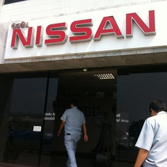 Photo taken at Nissan Motor (Thailand) Co., Ltd. by Tawanit T. on 1/31/2013