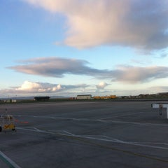 Photo taken at City of Derry Airport (LDY) by Viola M. on 4/10/2014