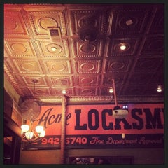 Photo taken at Locksmith Bar by Randolph H. on 8/8/2013