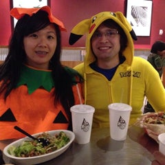 Photo taken at Chipotle Mexican Grill by Crystal L. on 11/1/2014